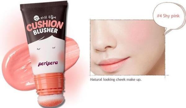Rich Moisture Cushion Blusher