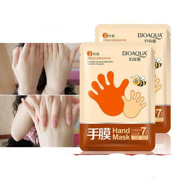 Honey Hand Mask