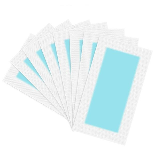 Cold Wax Strips