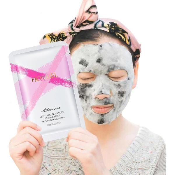 Oxygen Bubble Clay Mask