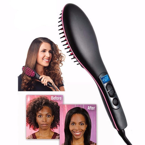 Miracle Hair Straightener