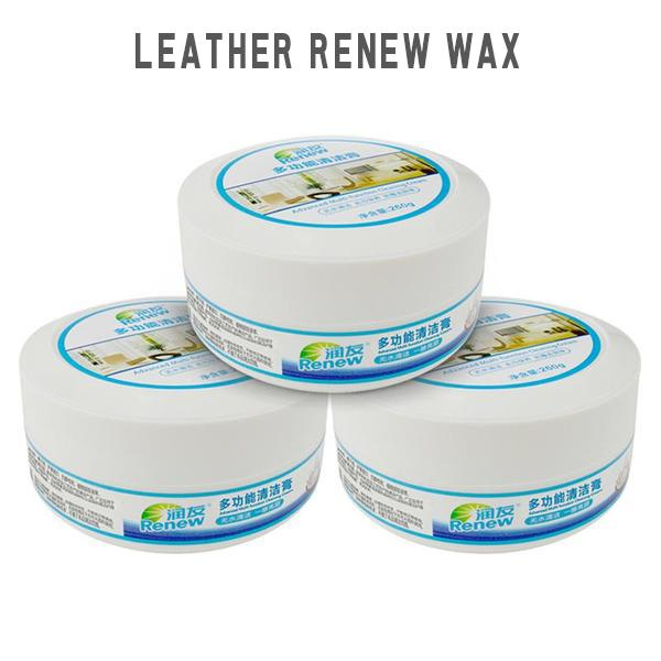 Leather Renew Wax