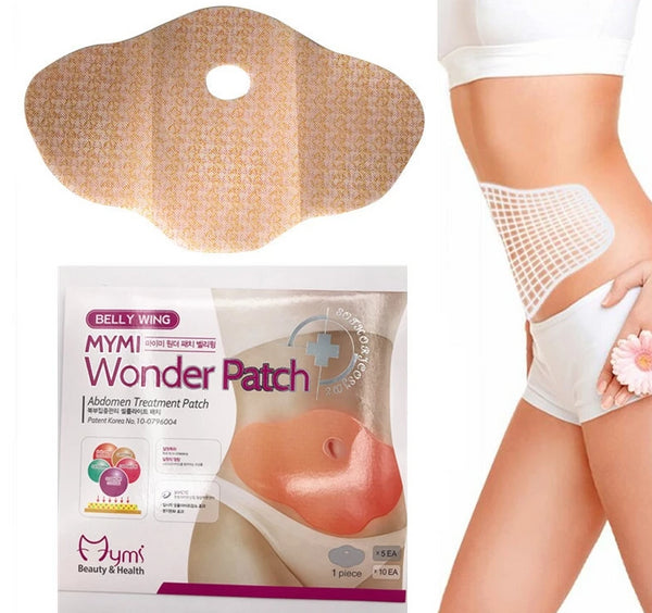 Glamorous Belly Slimming Patch.