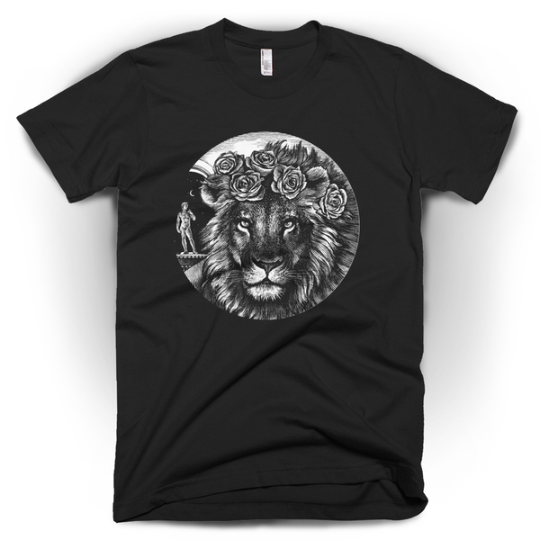 Cecil the Lion Invert Men's T-Shirt