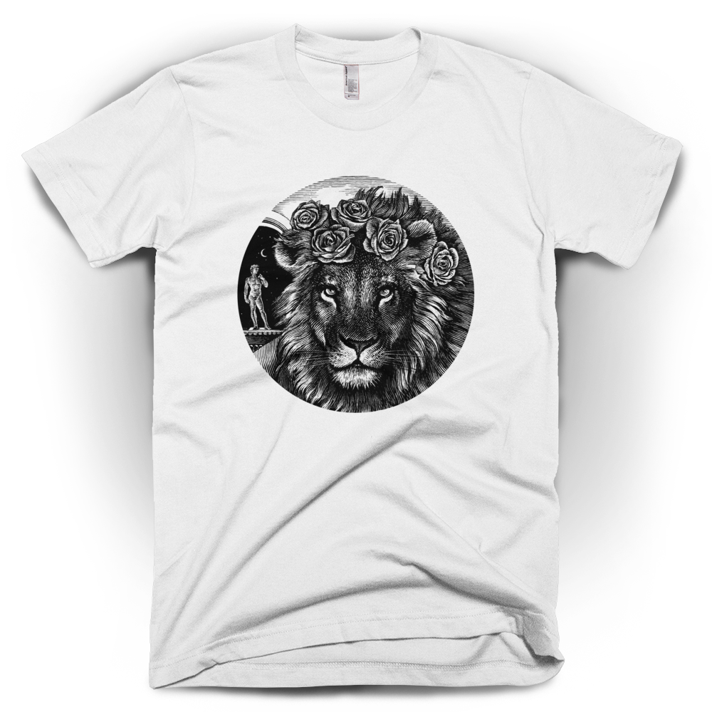 Cecil the Lion Men's T-Shirt