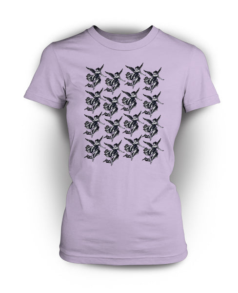 16 Angels of Luck Women's T-Shirt