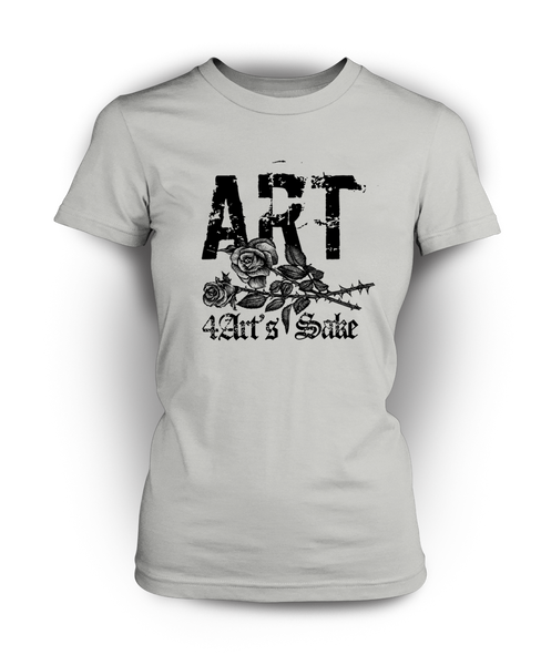 Art 4 Art's Sake Women's T-Shirt