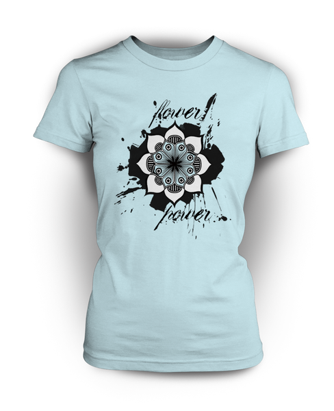 Flower Power Women's T-Shirt