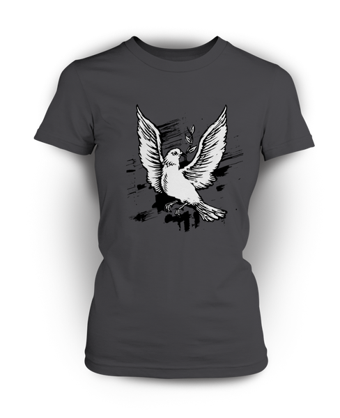 Dove of Peace Women's T-Shirt