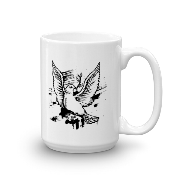 Dove of Peace Mug