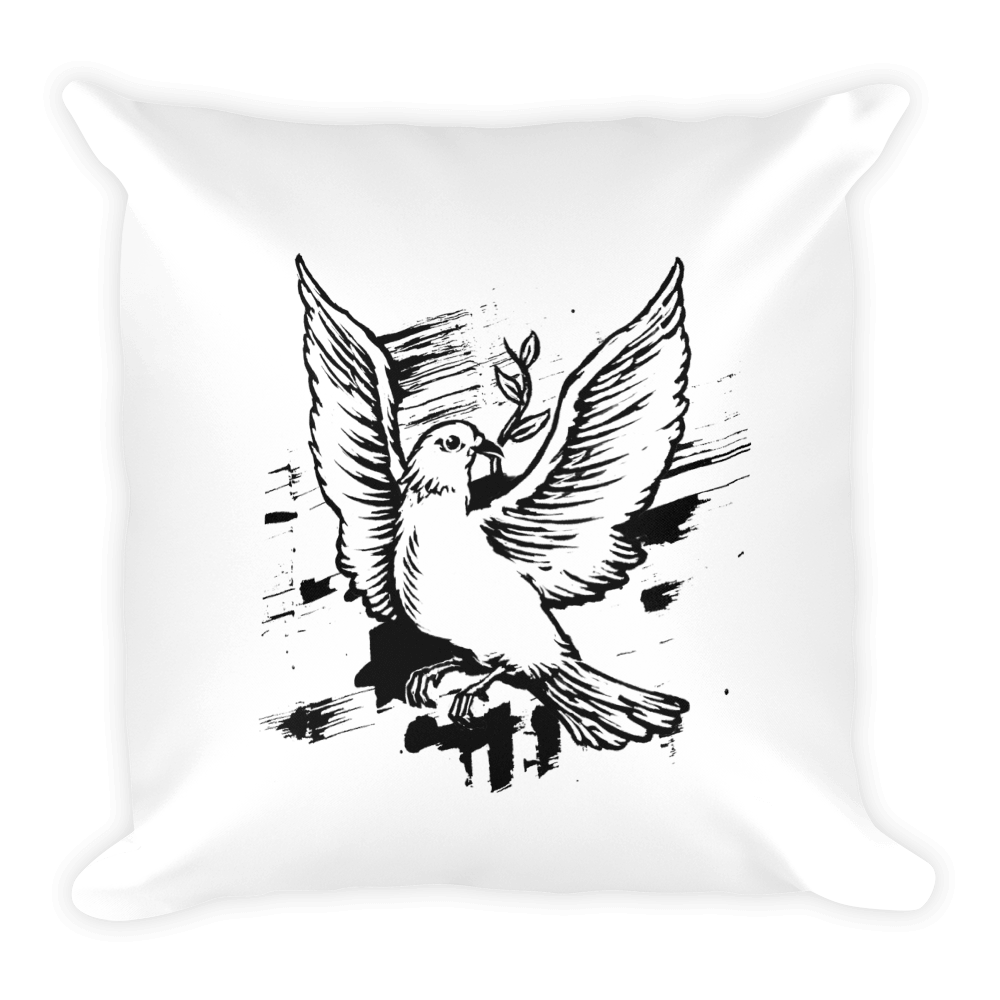 Dove of Peace Pillow