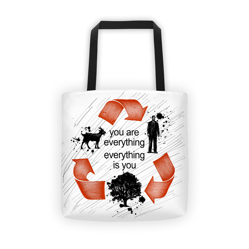 Everything Is You Tote Bag