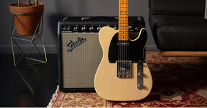 ALL ABOUT FENDER
