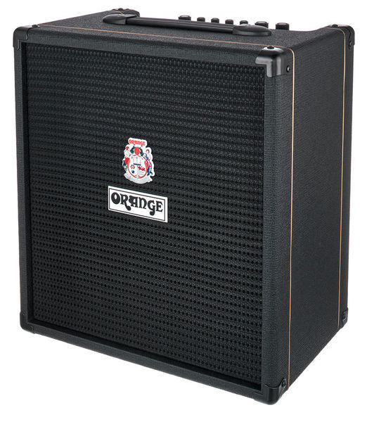 "ORANGE CRUSH BASS 50 BK - 1X12"" 50W BASS COMBO, BLACK"