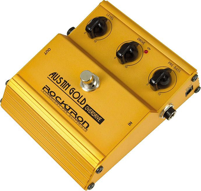 Where to get the cheapest ROCKTRON AUSTIN GOLD OVERDRIVE - S.E.A Musician