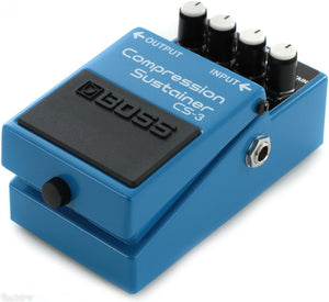 BOSS CS-3 COMPRESSION SUSTAINER PEDAL | Zoso Music