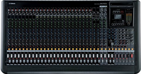 YAMAHA MGP32X 32-CHANNEL ANALOG MIXER | Zoso Music