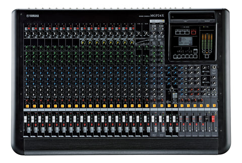 YAMAHA MGP24X 24-CHANNEL ANALOG MIXER | Zoso Music