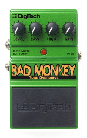 DIGITECH DBMV BAD MONKEY PEDAL | Zoso Music