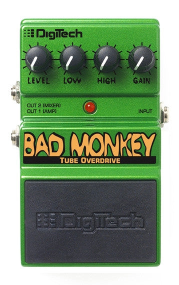 DIGITECH DBMV BAD MONKEY PEDAL