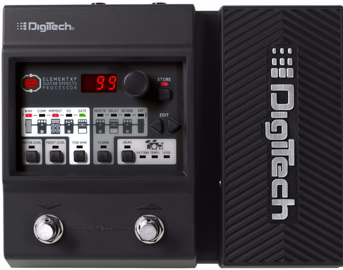 DIGITECH ELEMENT XP GUITAR MULTI-EFFECTS PEDAL