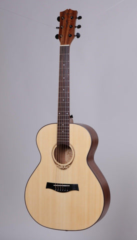 "AMARI AM-MINI 36"" SEMI ACOUSTIC GUITAR 4 BAND EQ WITH TUNER 