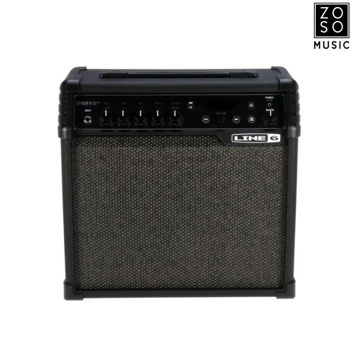 LINE 6 SPIDER V 30 MK II - 30W COMBO AMPLIFIERS