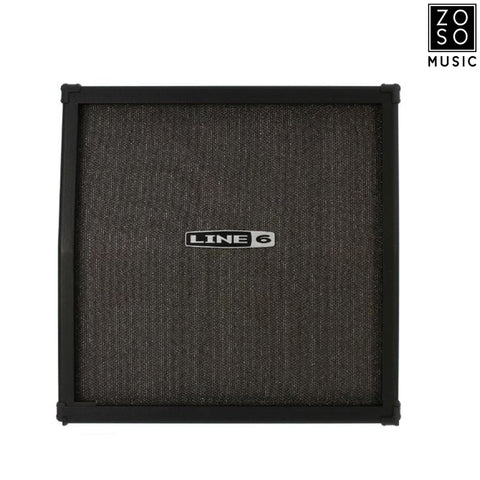 "LINE 6 SPIDER V 412 MKII 320W 4X12"" EXTENSION CABINET 