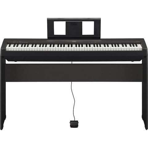 YAMAHA P-45B 88 KEYS DIGITAL PIANO (P45B / P 45B) FREE KEYBOARD BENCH