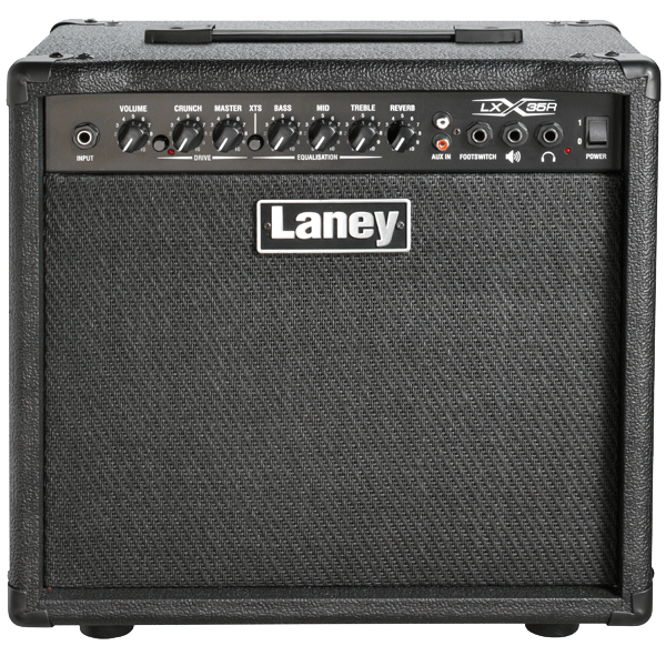 LANEY LX35R 35W GUITAR COMBO AMP