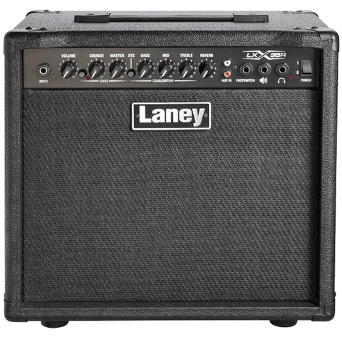 LANEY LX35R 35W GUITAR COMBO AMP | Zoso Music