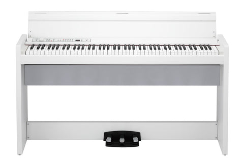 KORG LP-380, WHITE | Zoso Music