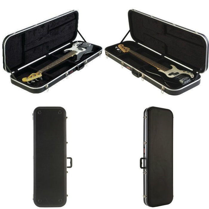 SKB ELECTRIC BASS ECONOMY RECTANGULAR CASE