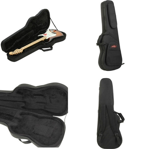 SKB UNIVERSAL SHAPED ELECTRIC GUITAR SOFT CASE | Zoso Music