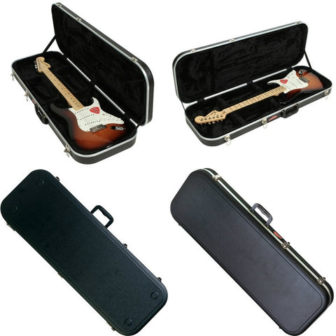 SKB ECONOMY RECTANGULAR ELECTRIC GUITAR CASE | Zoso Music