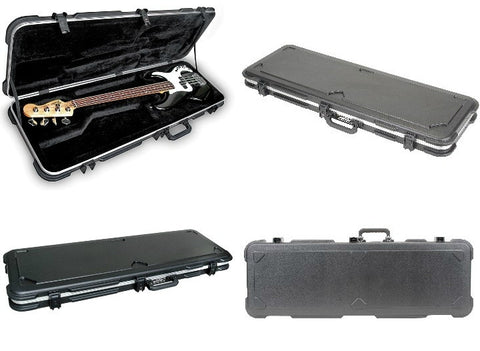 SKB ELECTRIC DELUXE BASS RECTANGULAR CASE | Zoso Music