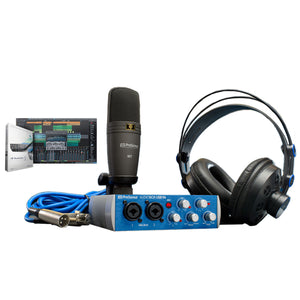 PRESONUS AUDIOBOX 96 STUDIO AUDIOBOX USB 96 BUNDLE