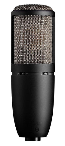 AKG P420 HIGH-PERFORMANCE DUAL CAPSULE TRUE CONDENSER MICROPHONE | Zoso Music