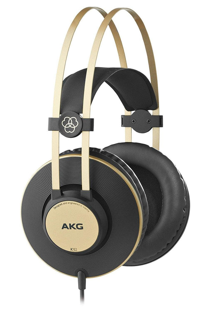 AKG PRO AUDIO K92 CLOSED-BACK MONITOR HEADPHONE