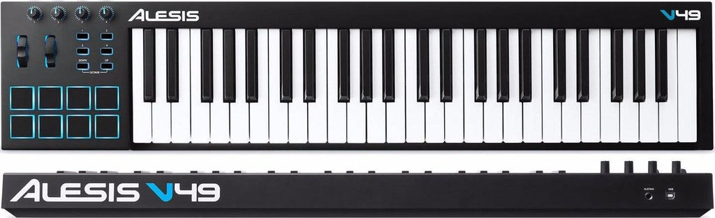 Where to get the cheapest ALESIS V49 MIDI CONTROLLER - S.E.A Musician