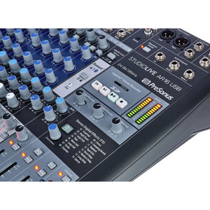 PRESONUS STUDIOLIVE AR16 USB MIXER AND AUDIO INTERFACE WITH EFFECTS (AR 16)