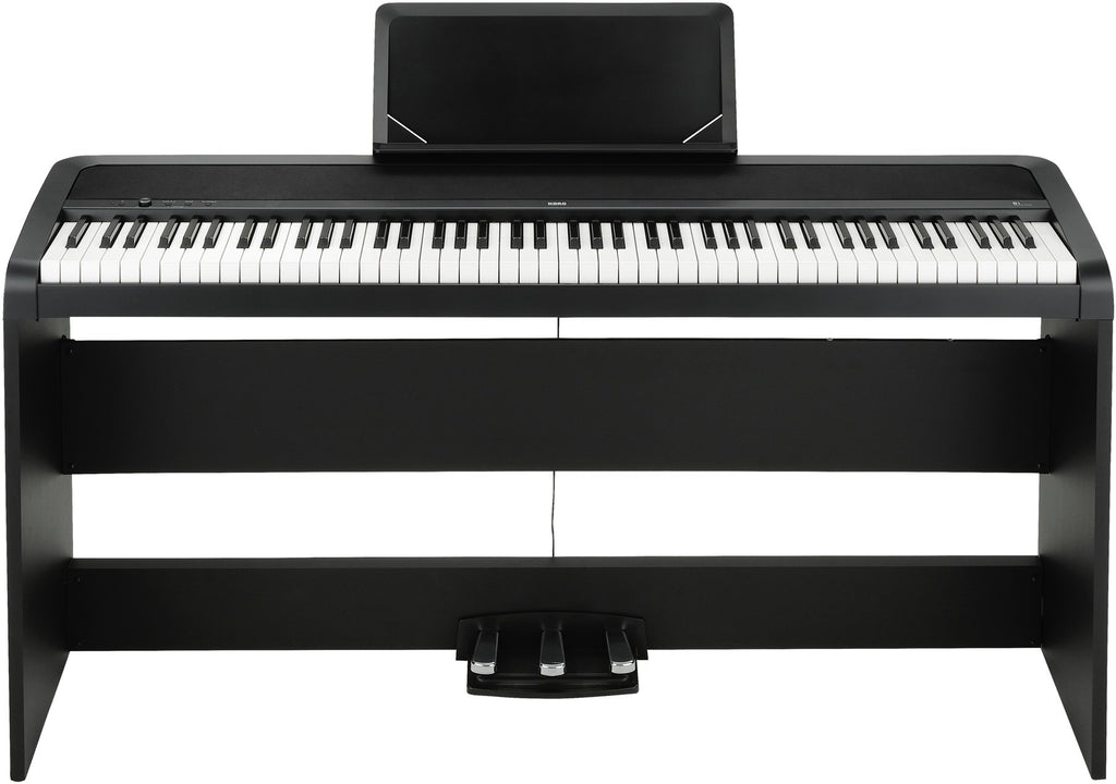 KORG B1SP WITH STAND, BLACK | Zoso Music