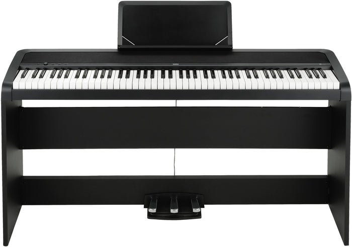 KORG B1SP WITH STAND, BLACK