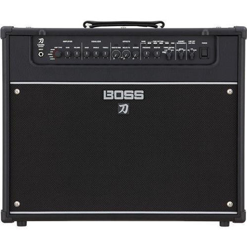 BOSS KATANA-ARTIST GUITAR AMPLIFIER | Zoso Music