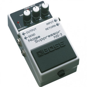 BOSS NS-2 NOISE SURPRESSOR GUITAR PEDAL | Zoso Music