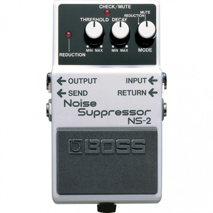 BOSS NS-2 NOISE SURPRESSOR PEDAL (NS2)