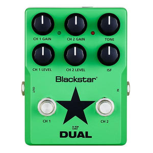BLACKSTAR LT DUAL DISTORTION PEDAL | Zoso Music