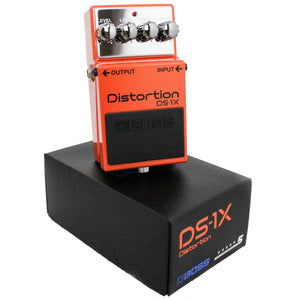 BOSS DS-1X DISTORTION | Zoso Music