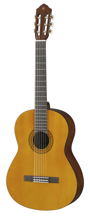 YAMAHA C40 FULL SIZE NYLON-STRING CLASSICAL GUITAR - GLOSS FINISH | Zoso Music