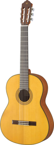 YAMAHA CG122MS CLASSICAL GUITAR | Zoso Music